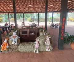 Comemoração semana da Páscoa